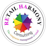 the retail harmony logo