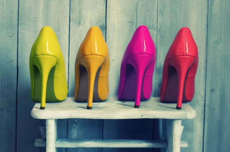 color-psychology-colour-high-heels